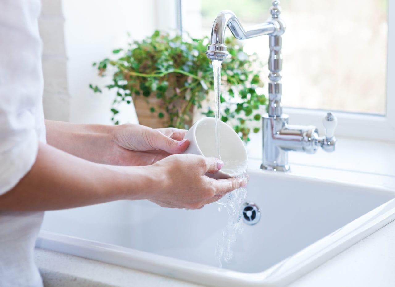 icosawater washing cup