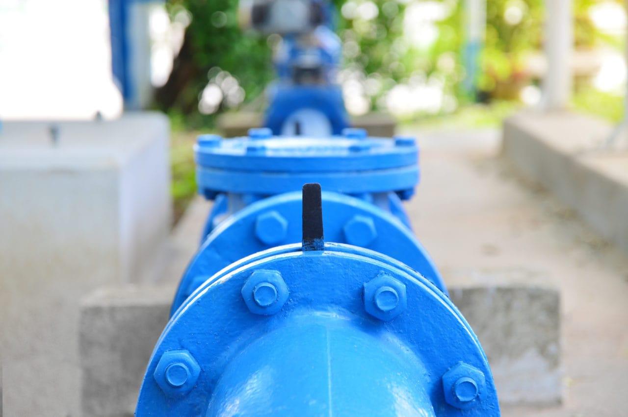 Icosawater Bluepipe