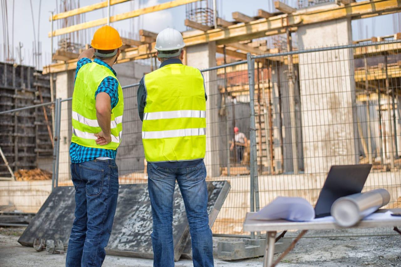 Icosawater Men Building Site